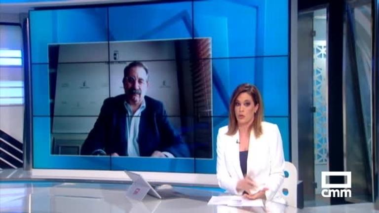 Fernández Sanz, en CMM: se van a poner 219.375 dosis en 12 semanas de la vacuna de Pfizer