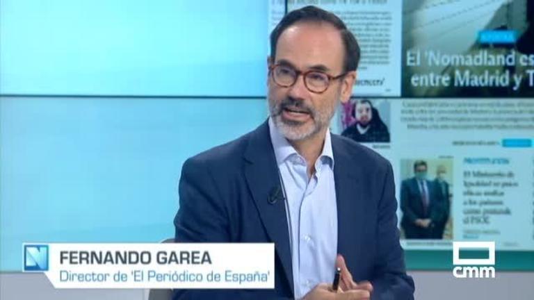 Entrevista a Fernando Garea