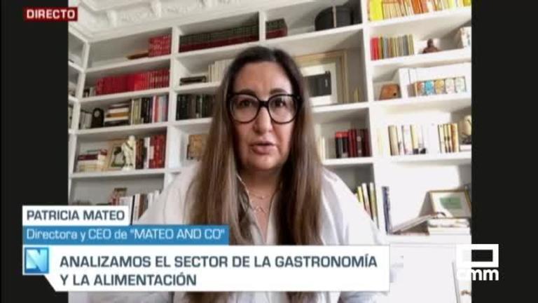 Entrevista a Patricia Mateo