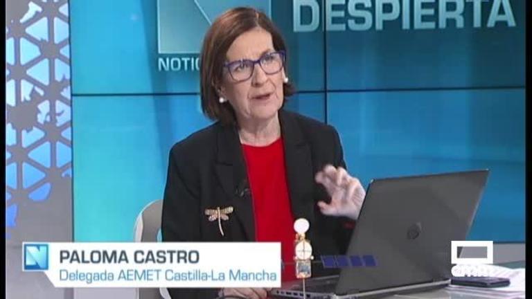 Entrevista a Paloma Castro
