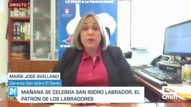 Entrevista a María José Arellano