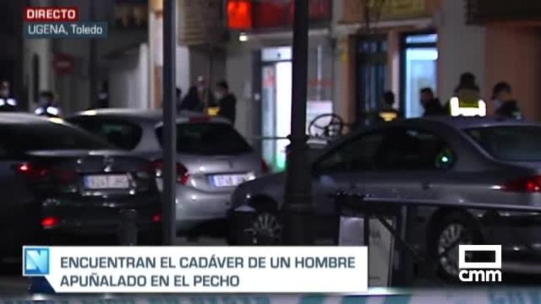 Encuentran el cadáver de un hombre con un cuchillo clavado en el pecho, en Ugena (Toledo)