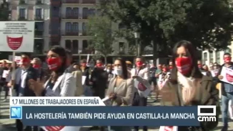 Medidas especiales nivel 2 para Talavera de la Reina, y otras noticias de Castilla-La Mancha