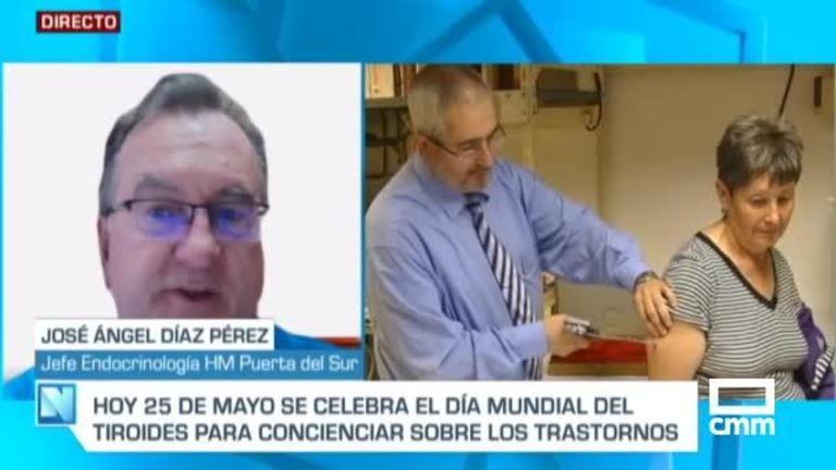 Entrevista a José Ángel Díaz