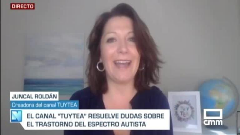 Entrevista a Juncal Roldán