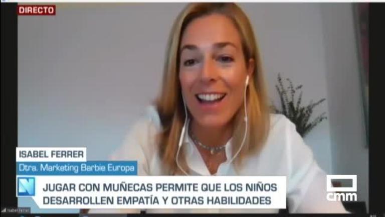 Entrevista a Isabel Ferrer