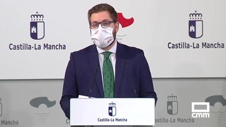 CLM evaluará el 19 de enero pedir la declaración de zona catastrófica autonómica