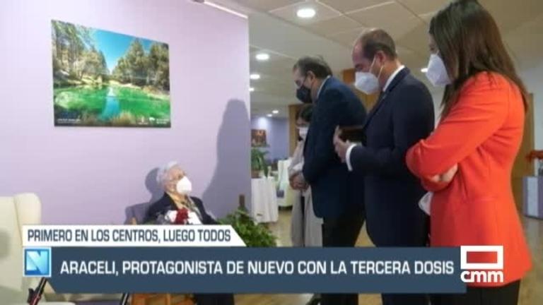 Cinco noticias de Castilla-La Mancha, 27 de septiembre