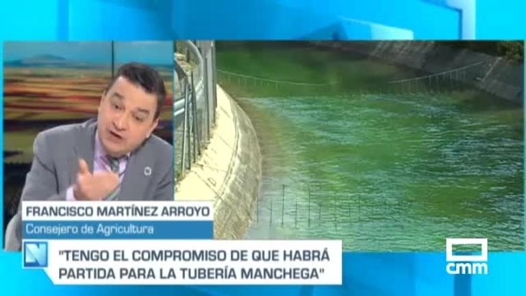 Martinez Arroyo, en CMM: \\