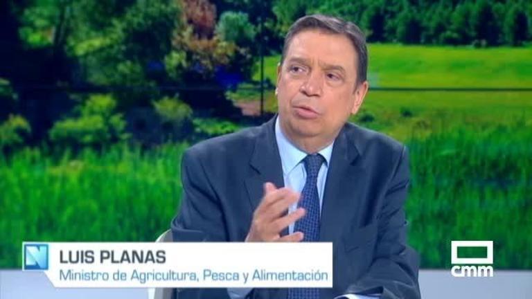 Entrevista a Luis Planas