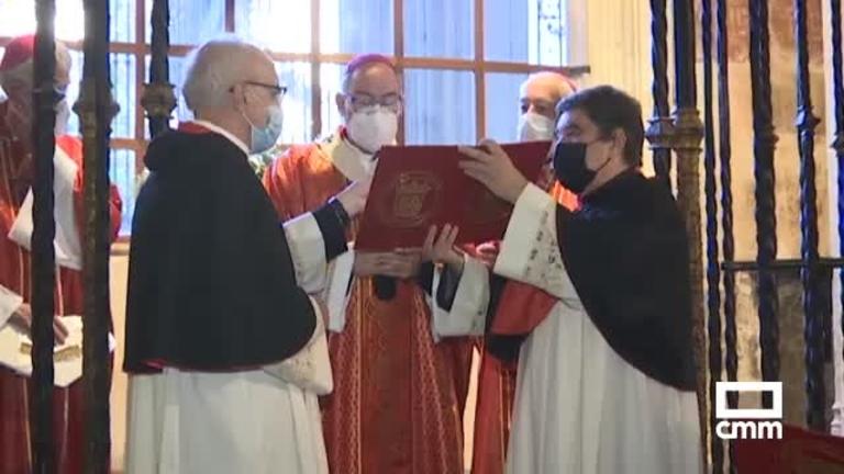 La Catedral de Toledo celebra el acto penitencial para \\