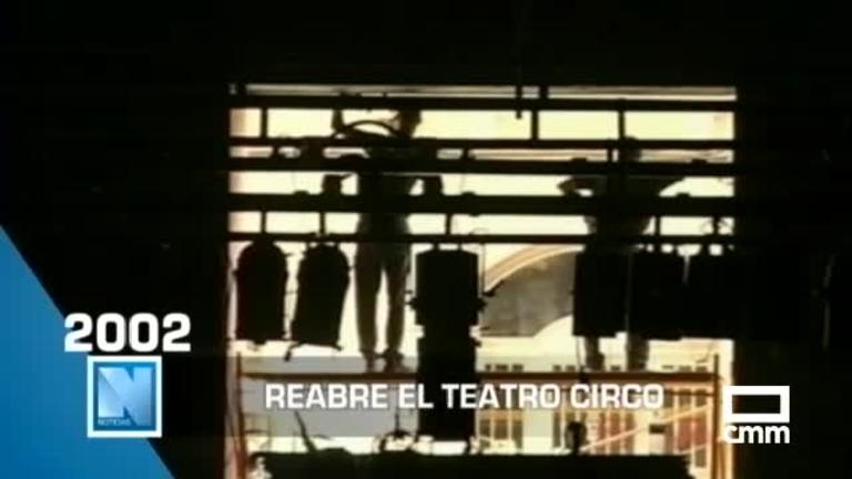 Reabre el Teatro Circo