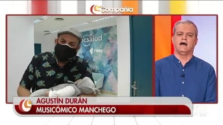Agustín Durán visita a la matrona