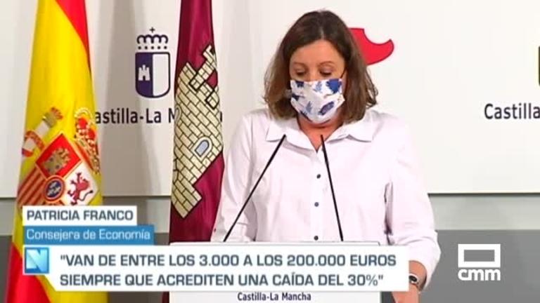 Castilla-La Mancha destina 210 millones de euros más a la recuperación económica