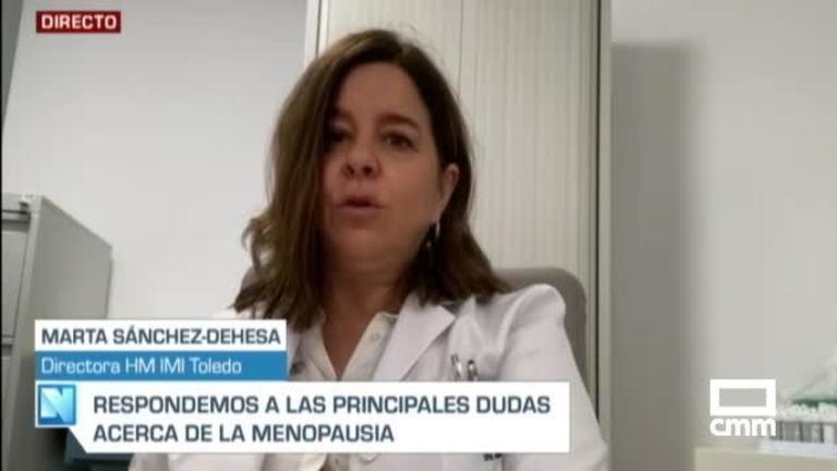 Entrevista a Marta Sánchez-Dehesa