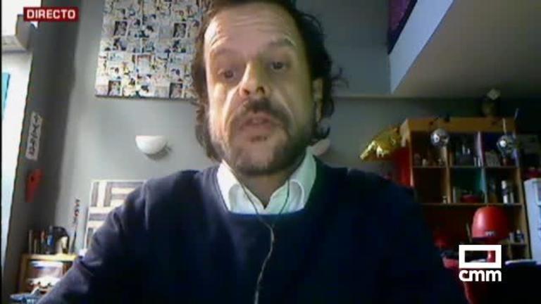 Entrevista a David Larios