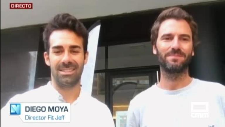 Entrevista a Diego Moya y Rafa Serratosa