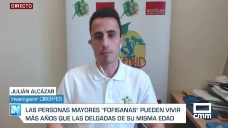 Entrevista a Julián Alcázar