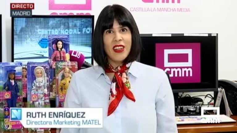 Entrevista a Ruth Enríquez