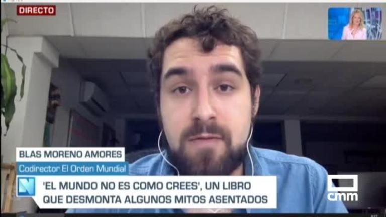 Entrevista a Blas Moreno