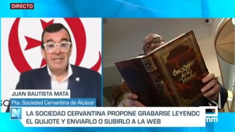 Entrevista a Juan Bautista Mata