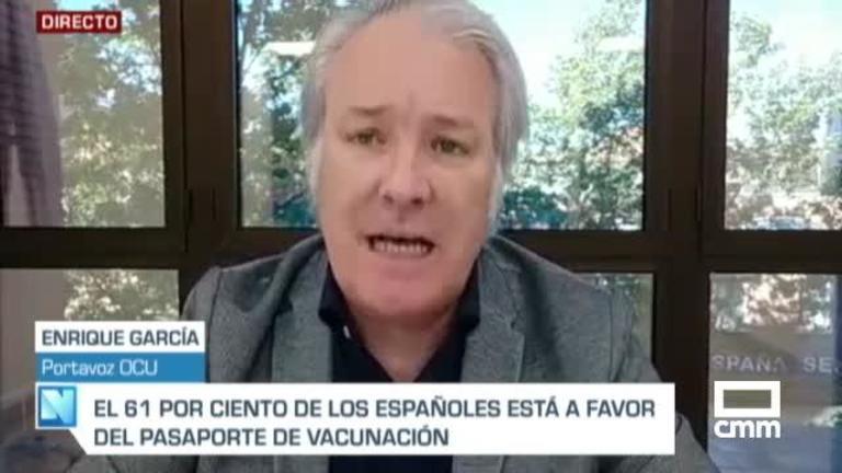 Entrevista a Enrique García
