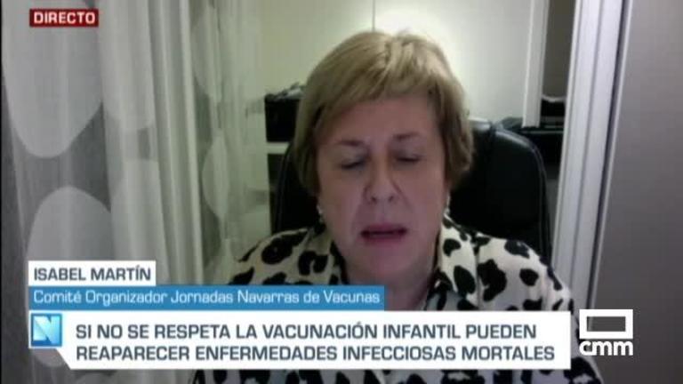 Entrevista a Isabel Martín