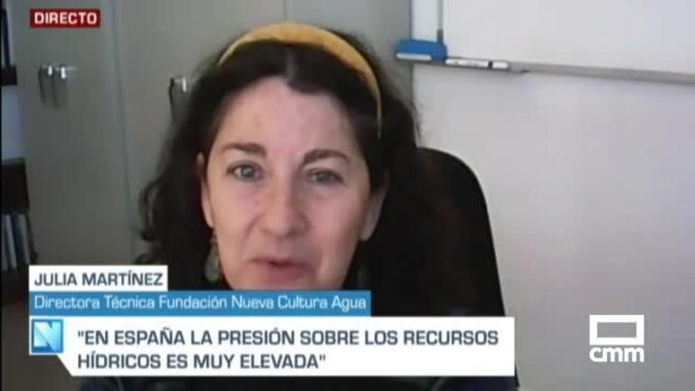 Entrevista a Julia Martínez