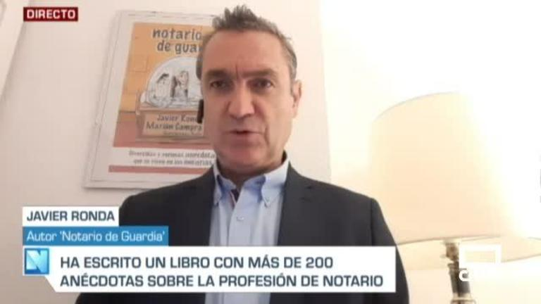 Entrevista a Javier Ronda