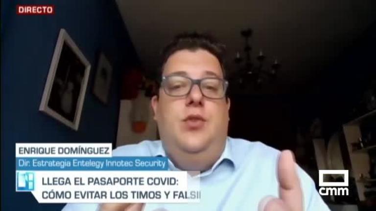 Entrevista a Enrique Domínguez