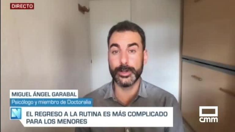 Entrevista a Miguel Ángel Garabal