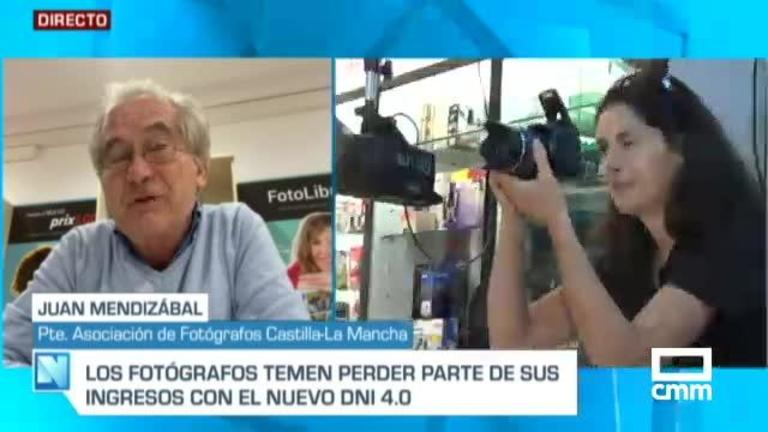 Entrevista a Juan Mendizábal
