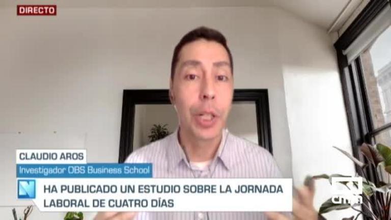 Entrevista a Claudio Aros