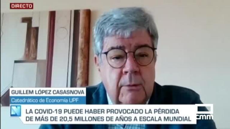 Entrevista a Guillén López Casasnova