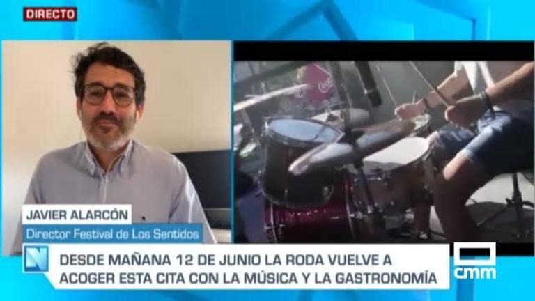 Entrevista a Javier Alarcón