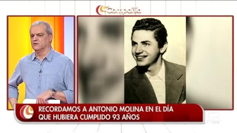 Reto Musical con Agustín Durán: Antonio Molina