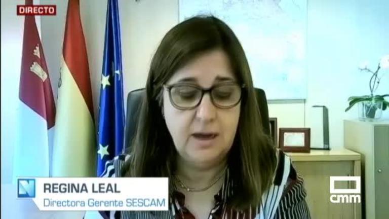 Entrevista a Regina Leal