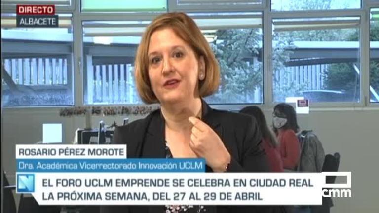 Entrevista a Rosario Pérez