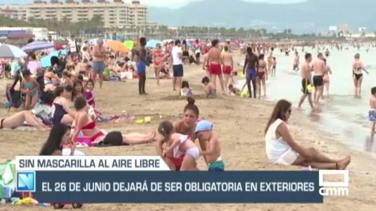 Cinco noticias de Castilla-La Mancha, 18 de junio de 2021