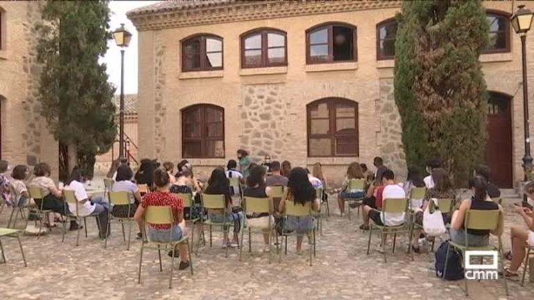 Festival Voix Vives en Toledo