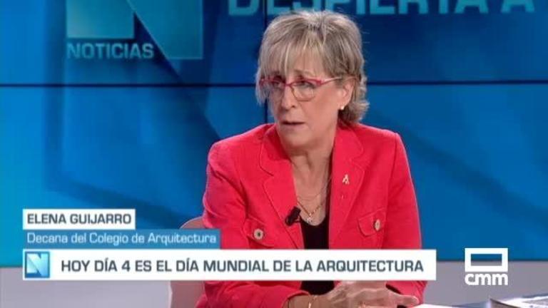Entrevista a Elena Guijarro