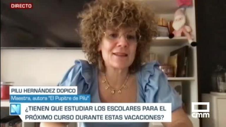 Entrevista a Pilu Hernández