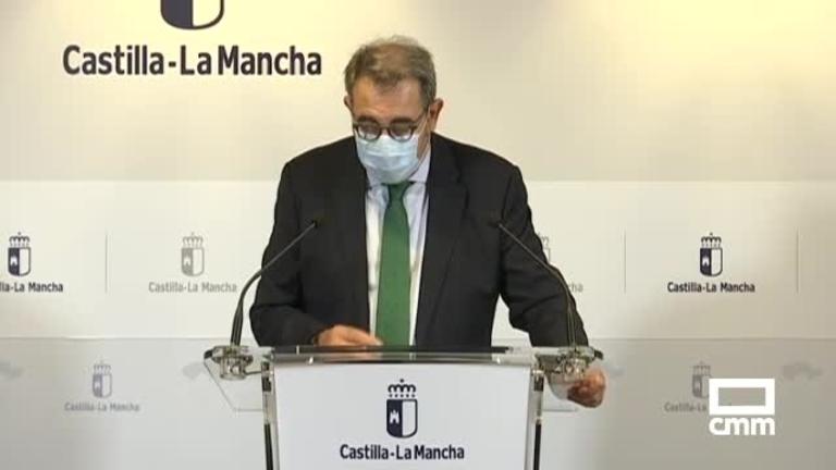 Castilla-La Mancha está en una