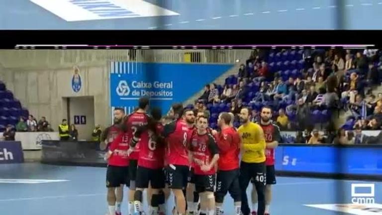 Balonmano Copa EHF: FC Porto Sofarma - Liberbank Cuenca