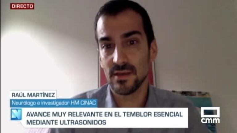 Entrevista a Raúl Martínez