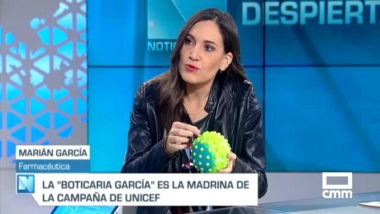 Entrevista a Marian García,  más conocida como la Boticaria García