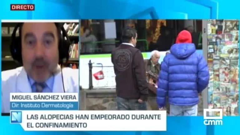 Entrevista a Miguel Sánchez Viera en CLM Despierta