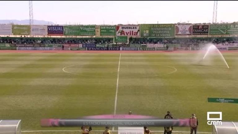 CF Villanovense vs CF Talavera