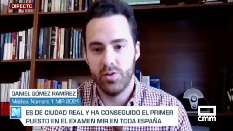 Entrevista a Daniel Gómez