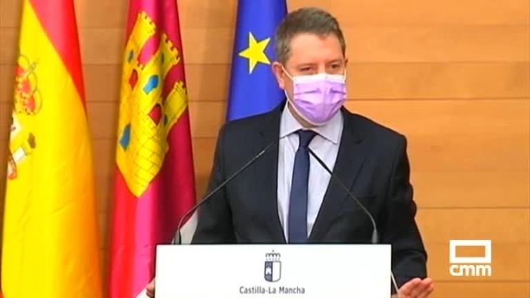 Castilla-La Mancha invertirá casi 1.000 millones de euros en infraestructuras sanitarias y planificación de la vacunación